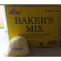 ANCHOR BAKERS MIX BUTTER BLEND 500 gr / BAKER CAMPURAN MENTEGA
