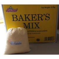 ANCHOR BAKERS MIX BUTTER BLEND 1 KG / BAKER CAMPURAN MENTEGA
