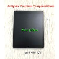 Ipad Mini 4 / 5 Anti GLARE DOFF MATTE Anti Fingerprint Tempered Glass
