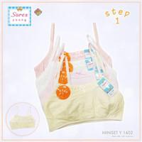 Pakaian Dalam Anak Miniset Perempuan Bahan Katun Step 1 Sorex Y1602