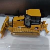 Miniatur Diecast Alat Berat Track-Type Tractor CAT D6K XL