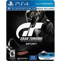 GAME PS4 GRAN TURISMO SPORT LIMITED EDITION