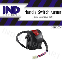 Handle-Handel-Holder Switch-Saklar Kanan Vixion Lama-Old 2007-2011