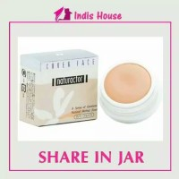(SHARE IN JAR) Naturactor Cover Face Foundation