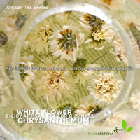 Artisan Tea Tisane - White Chrysanthemum 10gr Teh Bunga Krisan Putih