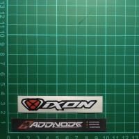 Sticker / Stiker Visor Helm Ixon V.1