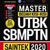 Master Bedah Kisi - Kisi UTBK SBMPTN Saintek 2020