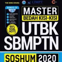 Master Bedah Kisi - Kisi UTBK SBMPTN Soshum 2020