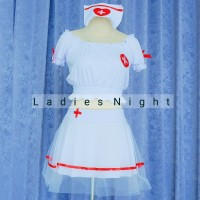 Sexy Costume (Suster) Chintia Lingerie Set -Rok, Bando +Gstring