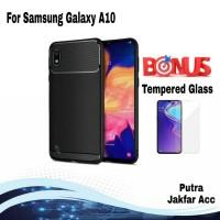 Case Samsung A10 Softcase Slim Matte Casing Samsung A 10
