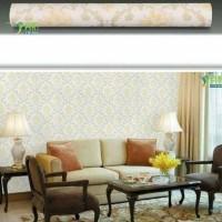 tisyaShopz - Wallpaper Sticker uk: 45 cm x 10 meter, motif Batik