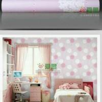 tisyaShopz - Wallpaper sticker dinding panjang 10 meter, Dandelion
