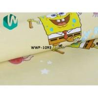 Free Ongkir - Wallpaper Sticker panjang 10 meter, Yellow Spongebob
