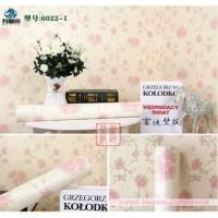 [COD] Bayar ditempat - Wallpaper sticker Panjang 10 meter, Shabby krem