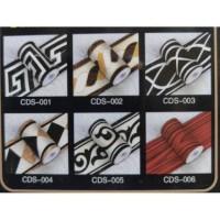Stiker Border / List sticker dinding Bahan Glossy Panjang 10 meter