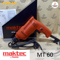 MT60 / MT 60 Maktec Mesin Bor Besi Kayu Tangan 10 mm