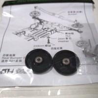 Roler bearing 19 mm Tamiya hobby koleksi mainan anak mini 4wd