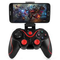Gamepad Bluetooth Controller Joystick For Android With Holder
