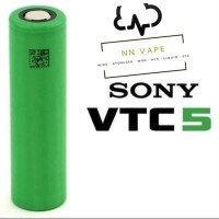 Battery SONY VTC5 SONY VTC 5 18650 2600 mAH 25A - Authentic Limited