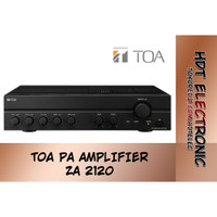 TOA PA Amplifier ZA 2120
