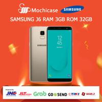 SAMSUNG GALAXY J6 RAM 3GB ROM 32GB | GARANSI RESMI SEIN