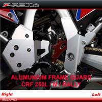 ZETA RACING FRAME GUARD ALUMUNIUM HONDA CRF 250 L M RALLY