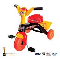 FB 581 - Sepeda Anak Roda Tiga - Sepeda Tricycle