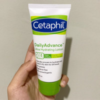 Cetaphil Daily Advance Ultra Hydrating Lotion 85gr (3oz)