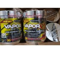 Vapor X5 next Gen muscletech BPOM AOM 30 Serv Preworkout Pre Workout