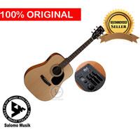 Gitar Akustik Acoustic Elektrik Electric Original Cort AD810E OP