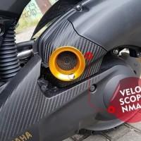Veloscope Nmax / Variasi filter udara nmax