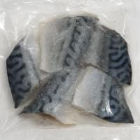 (HM) Ikan Saba Fillet - 100gram,Ready!