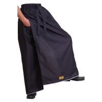 Promo Sarung Celana Cesar Wadimor Hitam Polos Ukuran Jumbo Big Size -