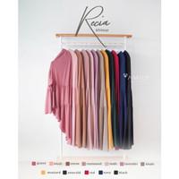 Khimar Recia by Amily - Khimar Premium Babydoll Polos Murah