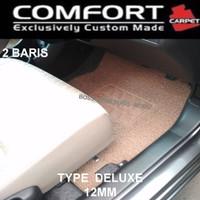 Karpet Comfort Deluxe Khusus CRV 2 Baris