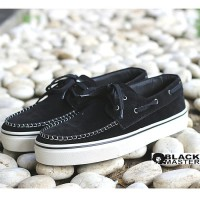 Sepatu kasual sneakers pria Blackmaster Zapato Navy Original Like Vans