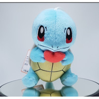 Pokemon Sun and Moon Squirtle Doll