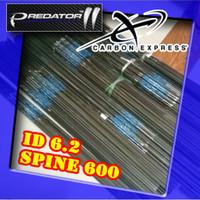 Shaft CARBON EXPRESS PREDATOR II Spine 600 ID 6.2 Anak Panah