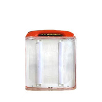 CMOS Emergency Light Lamp Rechargeable LED HK-6