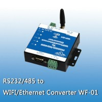 Serial to Wifi/Ethernet Converter (RS232/485 RJ45)