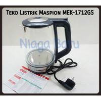 Maspion Electric Kettle MEK-1712GS