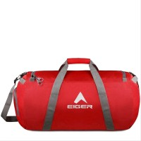 TAS EIGER CONCISOR FOLDED DUFFLE BAG M 45L - RED ORIGINAL
