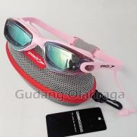 Kacamata Renang Anti Fog & UV SPEEDO 866 Pink