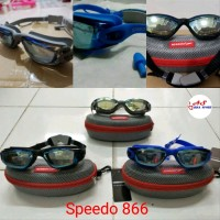 Kacamata Renang Speedo 866 Kaca Mata Renang Bagus dan Murah