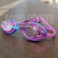 Kacamata Renang Speedo Opal Plus Purple