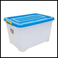Item Real Picture Shinpo Container Box Cb 130 Liter (By Gojek)