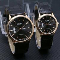 jam tangan ALBA Couple Wateresist