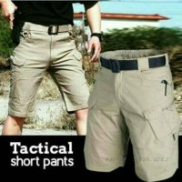 New Celana Tactical Blackhawk Pendek / Pdl Cargo Outdoor Short Pants -