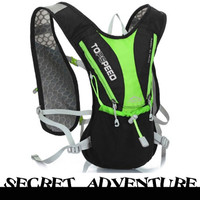 Ransel Tas Lari Trail Running Marathon Cycling Hydration Vest Backpack