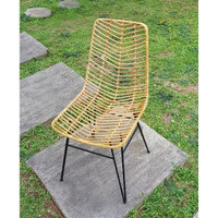Kursi Rotan/ Rattan chair (Type 14)